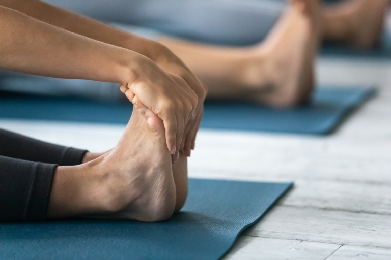 Why 'I can't touch my toes' doesn't mean you are inflexible